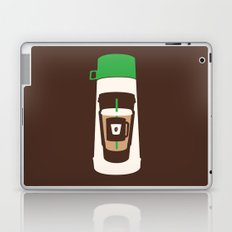 The Coffee Stacker Laptop & iPad Skin