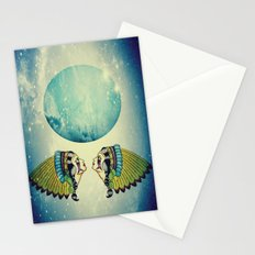 Planet Uranus Stationery Cards