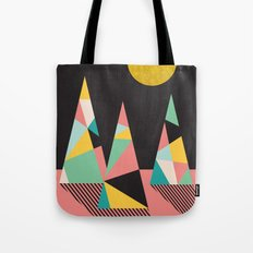 UNDER THE MOON Tote Bag