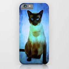 blue days  iPhone 6 Slim Case
