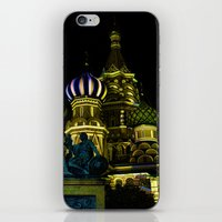 Saint Basil's Cathedral,… iPhone & iPod Skin