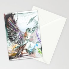 Bird Version II Stationery Cards