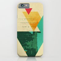 iPhone & iPod Case featuring Monster Teeth II by Andre Villanueva