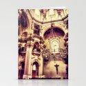 Prague-Church Stationery Cards