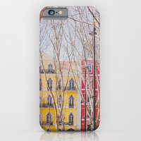 Colourful Street iPhone 6 Slim Case