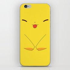 Pikapika iPhone & iPod Skin