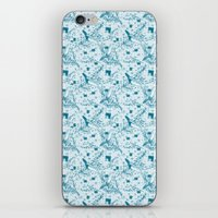 Solving Nature iPhone & iPod Skin