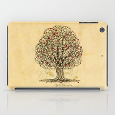 Chemistree iPad Case