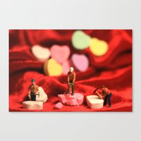 The Heartbreakers Canvas Print