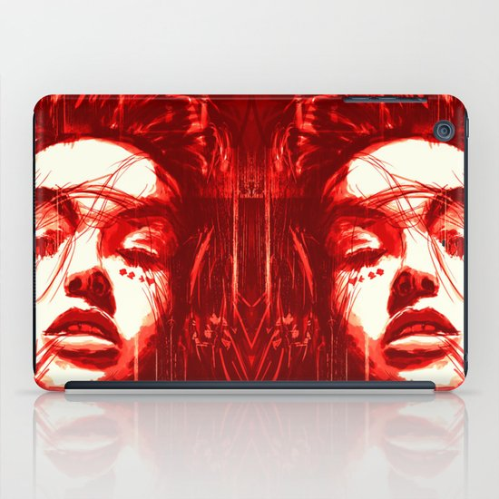 Queen of Diamond iPad Case