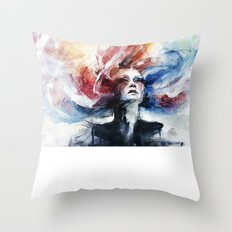 Antimonocromatismo II Throw Pillow