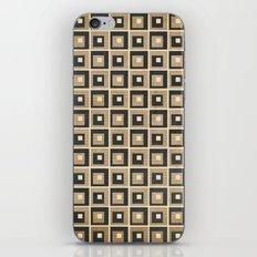 Retro Squares iPhone & iPod Skin