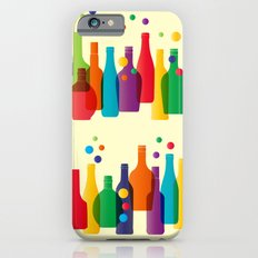 Colored bottles iPhone 6 Slim Case