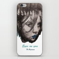 Eyes on you    BY.Davy Wong iPhone & iPod Skin