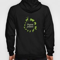 Vegan power Hoody