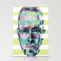 BREAKING BAD JESSE/WALTER Stationery Cards
