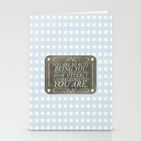 Unprecedented Stationery Cards