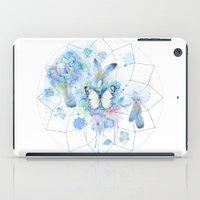 Dreamcatcher No. 1 - Butterfly Illustration iPad Case