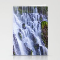 Burney Falls Stationery Cards