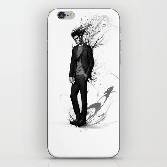 waiting for my valentine iPhone & iPod Skin