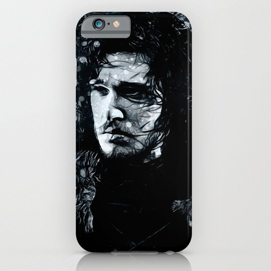 Winter's Coming iPhone & iPod Case