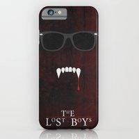 The Lost Boys - Minimal Poster 01 iPhone 6 Slim Case