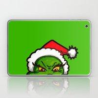 How Grinchy! Laptop & iPad Skin