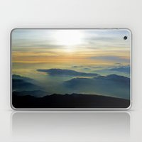 Didn't Have to Die to go to Heaven (Just had to go home) Laptop & iPad Skin