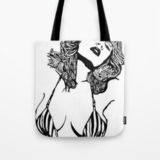 Off Tote Bag