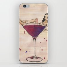 Martini please iPhone & iPod Skin