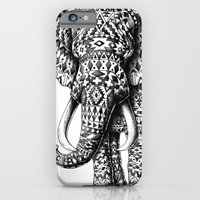 Navajo Elephant iPhone 6 Slim Case