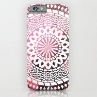 Nebula Snake Mandala iPhone 6 Slim Case