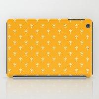 Doodle Leaves iPad Case