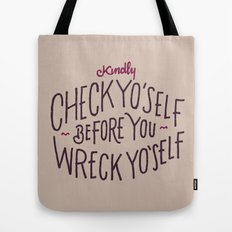 Kindly Tote Bag