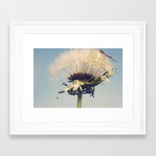 Skyduster Framed Art Print