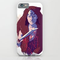 iPhone & iPod Case featuring Bloody Russian by Oxana-Milka
