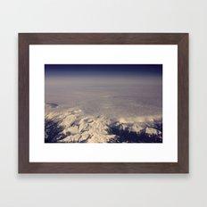 180 South Framed Art Print