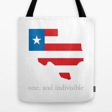 7th Flag of Texas Tote Bag