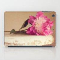 peonie iPad Case