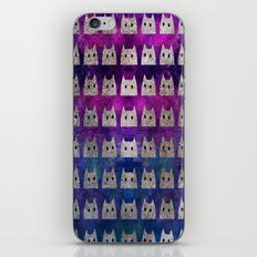 cat-497 iPhone & iPod Skin