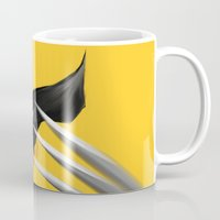 BLACK AND YELLOW Mug