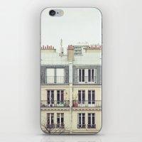 Parisian iPhone & iPod Skin