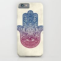Talk To The Hamsa iPhone 6 Slim Case