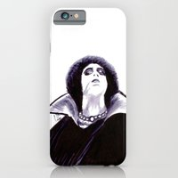iPhone & iPod Case featuring Dr. Frak-N-Furter by Zombie Rust