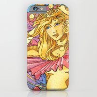 iPhone & iPod Case featuring Hibiscus Queen by Anna-Lise