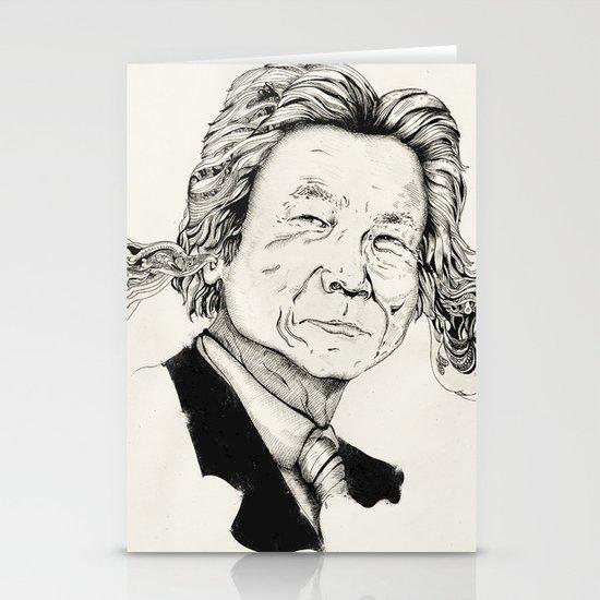 Mr. Junichiro Koizumi  Stationery Card
