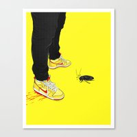 !!! Canvas Print