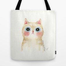 Cognac the Cat Tote Bag