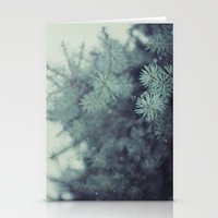 Winter Wishes Stationery Cards