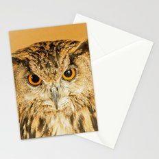 OWL RIGHT ON THE NIGHT Stationery Cards